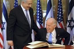 'Quan hệ ba bên' giữa Tổng thống Biden, cựu Tổng thống Trump và Thủ tướng Israel