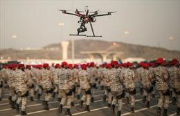 Saudi Arabia đối mặt với mối đe dọa từ máy bay không người lái