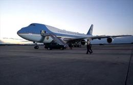 Người đàn ông đột nhập căn cứ Không lực Một ngay trước ngày Tổng thống Biden bay