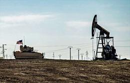 Binh sĩ Mỹ không còn bảo vệ giếng dầu tại Syria