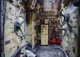 Ngắm 'nội thất' tàu ngầm Liên Xô