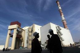 Iran dừng chia sẻ video về các cơ sở hạt nhân