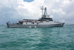 Singapore tập trận với Trung Quốc nhưng vẫn coi Mỹ là đối tác an ninh hàng đầu