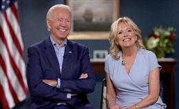 Bữa tối không điện thoại của vợ chồng Tổng thống Joe Biden