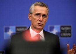 Tổng thư ký NATO đánh giá băng tan 'hâm nóng' địa chính trị