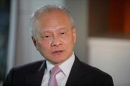 Đại sứ Trung Quốc khẳng định mục tiêu của Bắc Kinh không phải là thay thế Mỹ