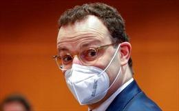 Bộ trưởng Y tế Đức rơi vào tầm ngắm vì bê bối khẩu trang