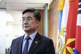 Hàn Quốc nêu quan điểm hợp tác với Nhật Bản sau cuộc gặp hai bộ trưởng Mỹ