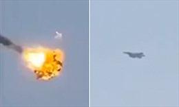 Video F-15 Saudi Arabia tiêu diệt gọn máy bay không người lái