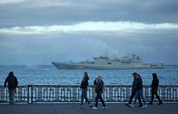 Hải quân Nga đặt cược vào chiến hạm nhỏ
