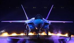 Cận cảnh chiến đấu cơ siêu thanh đầu tiên do Hàn Quốc sản xuất