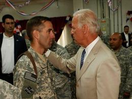 Tổng thống Biden từng bị ám ảnh bởi các cuộc chiến tại Iraq và Afghanistan