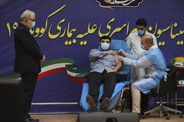 Iran mua 60 triệu liều vaccine COVID-19 của Nga