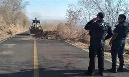Băng đảng khét tiếng Mexico dùng máy bay không người lái tấn công cảnh sát
