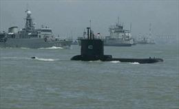 Tàu ngầm Indonesia mất tích chỉ còn đủ ôxy cho 72 tiếng đồng hồ