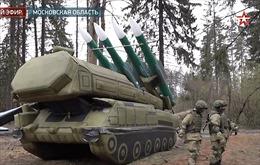 Quân đội Nga công bố dàn vũ khí bằng hơi 'giả như thật'