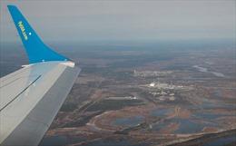 Ukraine tổ chức chuyến du lịch bay qua vùng thảm họa hạt nhân Chernobyl