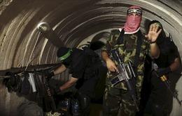Mạng lưới đường hầm phong trào Hamas dựng để qua mặt Israel