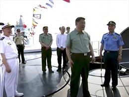 Tàu ngầm mới của Trung Quốc mang tên lửa có thể tấn công lãnh thổ Mỹ