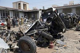 Hàng núi thiết bị quân sự Mỹ chất đống tại các bãi phế liệu ở Afghanistan