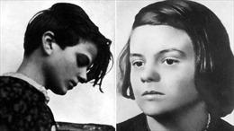 Nữ sinh Đức dũng cảm phản kháng phát xít