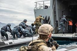 Đặc nhiệm SEAL của Mỹ tập trận ở 'địa điểm chiến lược' gần Nga