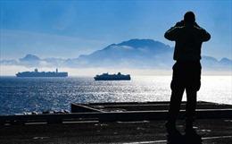 Vùng biển trở thành mối quan ngại mới của Hải quân Mỹ