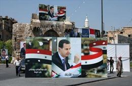 Tổng thống Syria al-Assad chuẩn bị cho cuộc bầu cử mang tính quyết định