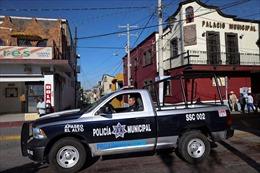 Băng đảng Mexico liều lĩnh truy sát cảnh sát