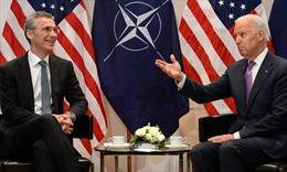 Tổng thống Biden sẽ gặp Tổng thư ký NATO trước thềm hội nghị thượng đỉnh