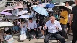 Sinh viên bắt cóc thầy hiệu trưởng trong 30 tiếng tại Trung Quốc