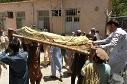 Nguyên nhân xảy ra nạn tấn công nhân viên tiêm vaccine tại Afghanistan