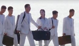 Video ấn tượng của ban nhạc được Chủ tịch Kim Jong-un yêu thích