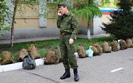Quân đội Nga sản xuất điện thoại thông minh dành riêng cho binh sĩ