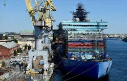 Nga đặt cược vào tàu phá băng để giành lợi thế tại Bắc Cực