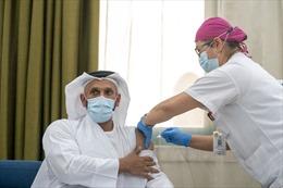 Vaccine COVID-19 trở thành 'lá bài quyền lực' tại Trung Đông, Bắc Phi