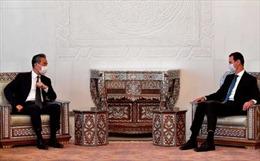 Trung Quốc muốn tham gia công cuộc tái thiết Syria