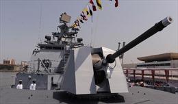 Hai tàu chiến Ấn Độ đến Guam tham gia tập trận nhóm Bộ Tứ