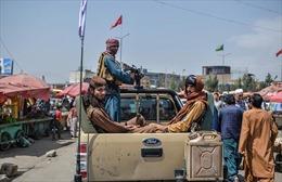 Lãnh đạo cấp cao Taliban về Afghanistan, chuẩn bị lập chính phủ mới