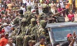 Nguyên nhân đảo chính tái diễn ở châu Phi