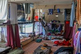 Cận cảnh nhà tù lớn nhất của Afghanistan