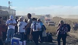 Tai nạn tàu hỏa tại Mỹ khiến ít nhất 50 người thương vong