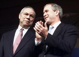 Sự nghiệp của cựu Ngoại trưởng Mỹ Colin Powell qua ảnh