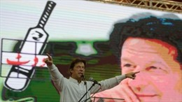 Người hùng thể thao trở thành Thủ tướng tương lai của Pakistan