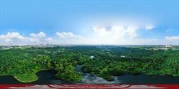 Vườn thực vật 20 ha tại Hà Nội 10 năm chưa hoạt động