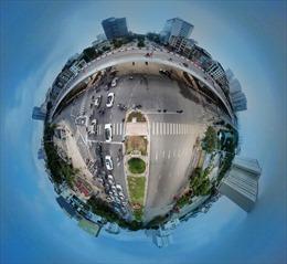 Toàn cảnh cầu vượt 560 tỷ kết nối 3 quận của Thủ đô Hà Nội