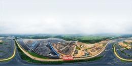 Toàn cảnh nhà máy điện rác Sóc Sơn 7.000 tỷ đồng