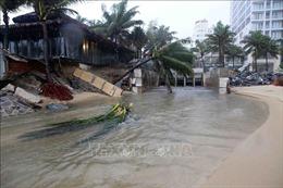 Đà Nẵng đề nghị sơ tán dân ở những vùng nguy hiểm