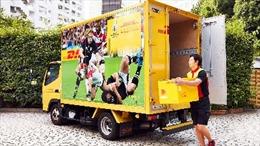 DHL tích cực phục vụ Giải Rugby World Cup 2019 ™ tại Nhật Bản