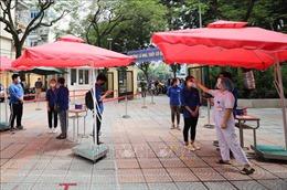 Để kỳ thi tuyển sinh vào lớp 10 tại Hà Nội an toàn trước dịch COVID-19
